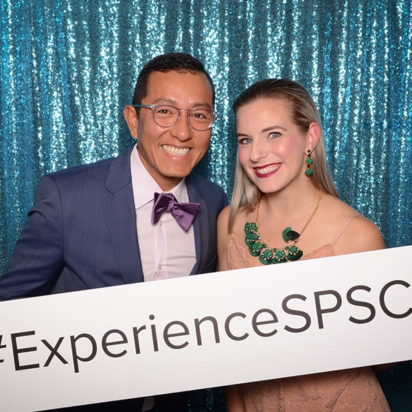 The Experience at SPSCC Photobooth
