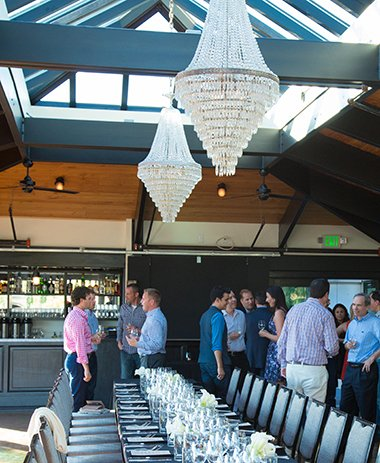 Finding a great location is essential to your event