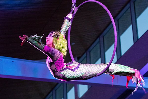 The Experience at SPSCC Trapeze Mermaid